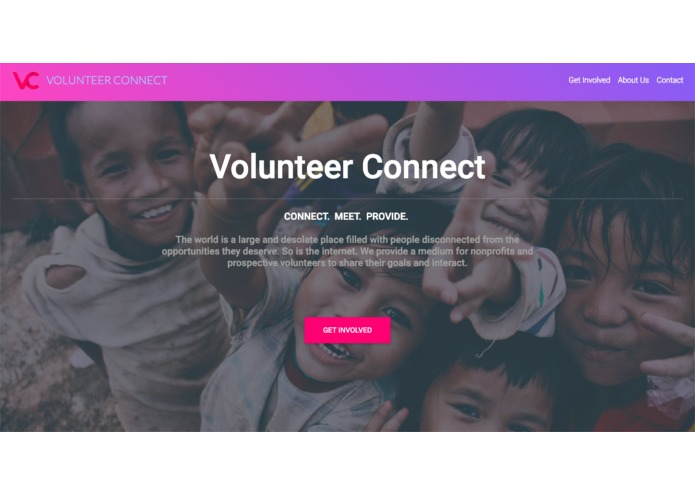 Volunteer Connect – screenshot 2