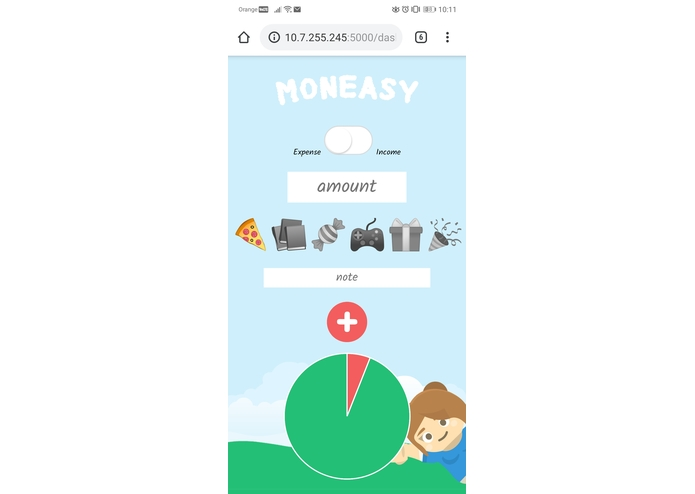 Moneasy – screenshot 5