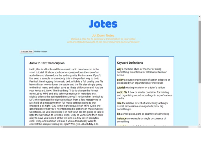 Jotes! by Solis – screenshot 1