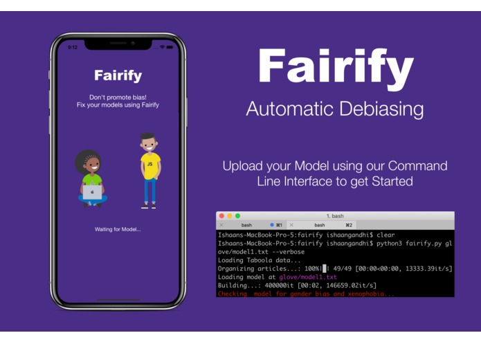 Fairify – screenshot 1