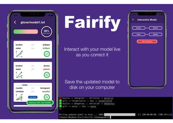Fairify – screenshot 3