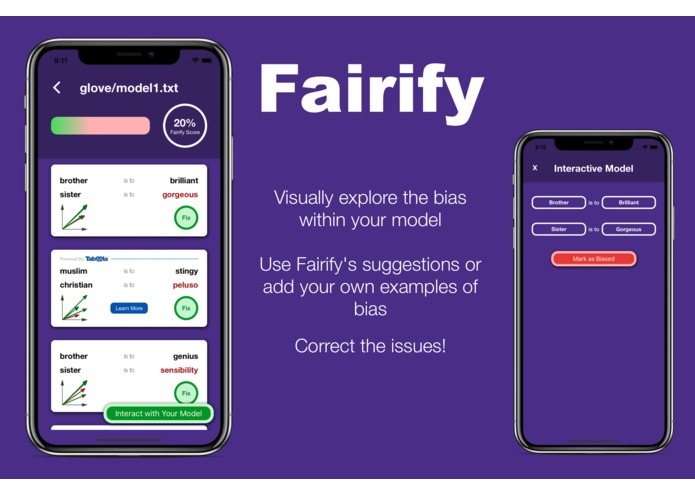Fairify – screenshot 2