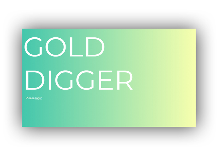 GOLD DIGGER – screenshot 2