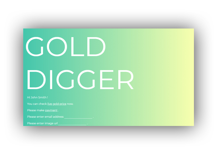 GOLD DIGGER – screenshot 4