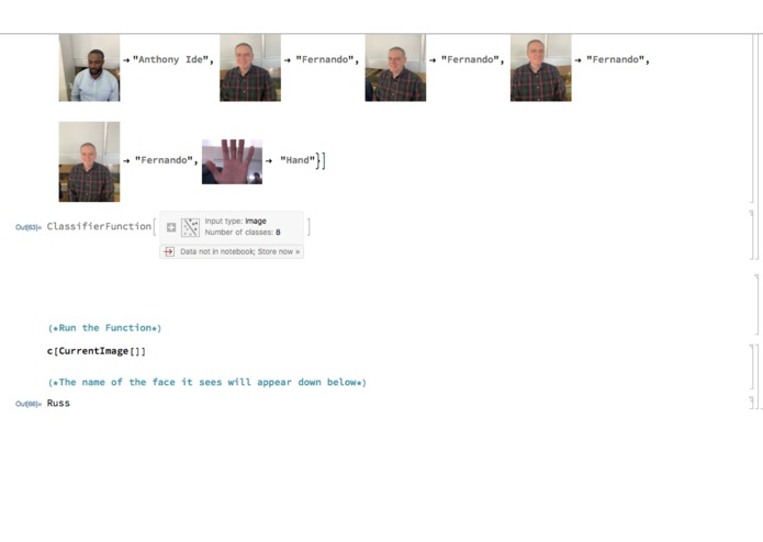 Student Attendance Facial Recognition  – screenshot 4