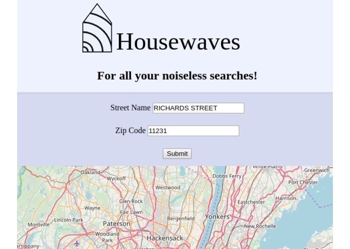 HouseWaves – screenshot 1