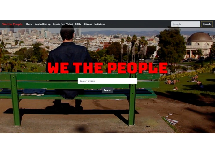 We the People – screenshot 1