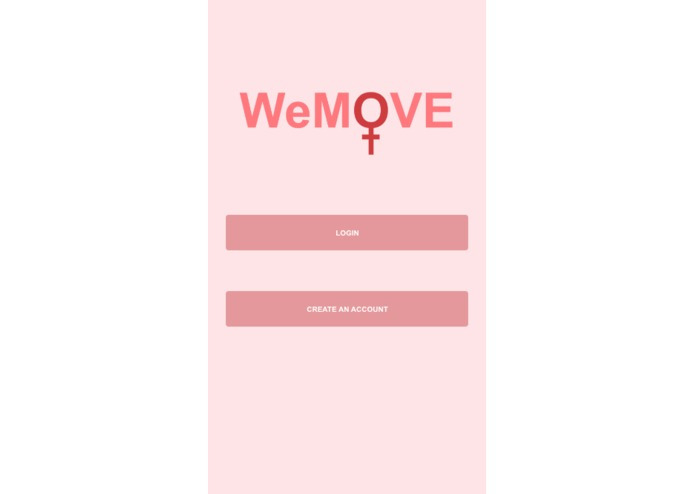 WeMove – screenshot 1