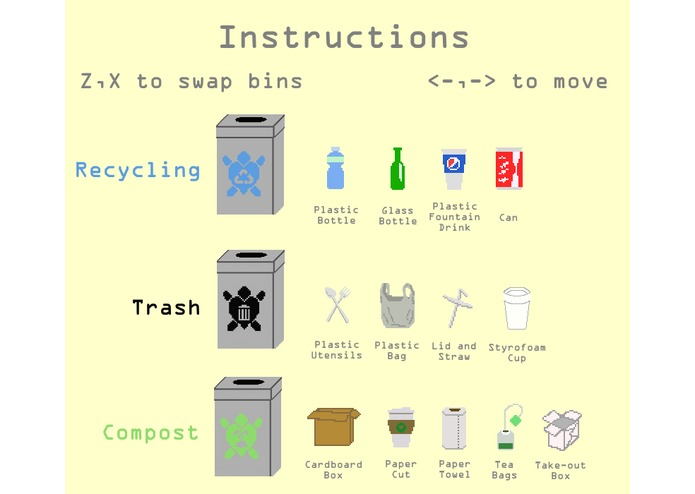 Sort Your Scraps – screenshot 1