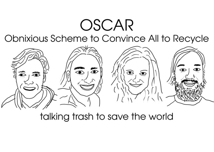 Obnoxious Scheme to Convince All to Recycle (OSCAR) – screenshot 2