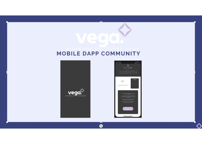 Vega | Community Decentralized Technologies – screenshot 4