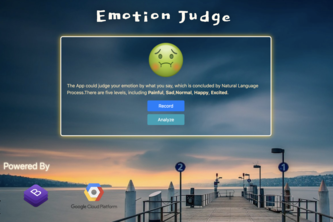 Emotion Judgement by NLP