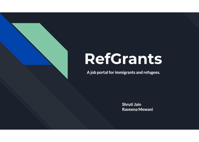 RefGrants – screenshot 1
