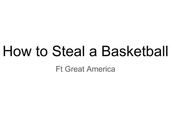 BASKETBALL STEALERS HOW TO ACE THE AP TEST LIFE HACK
