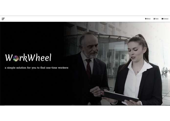 WorkWheel – screenshot 1
