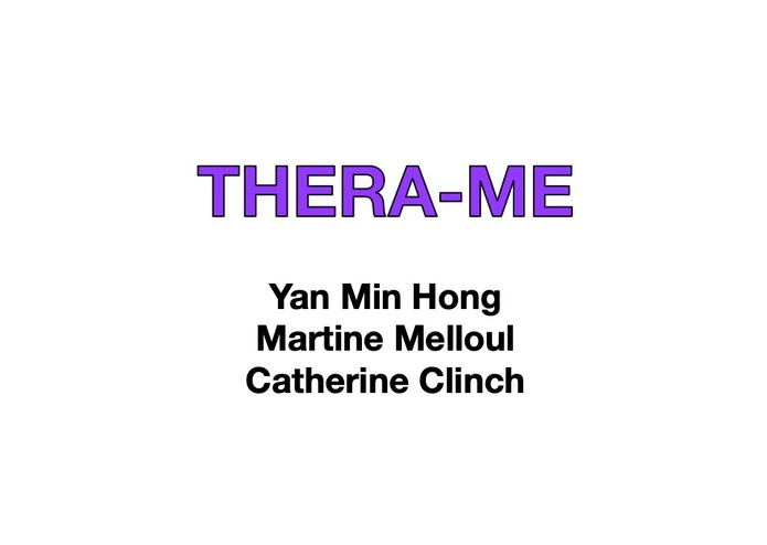 Thera-me – screenshot 1