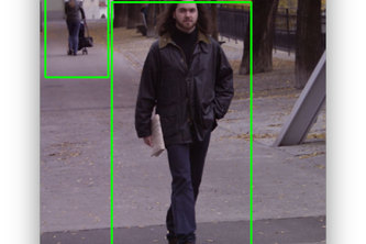 Visitor & Flow Detection (Computervision / AI)
