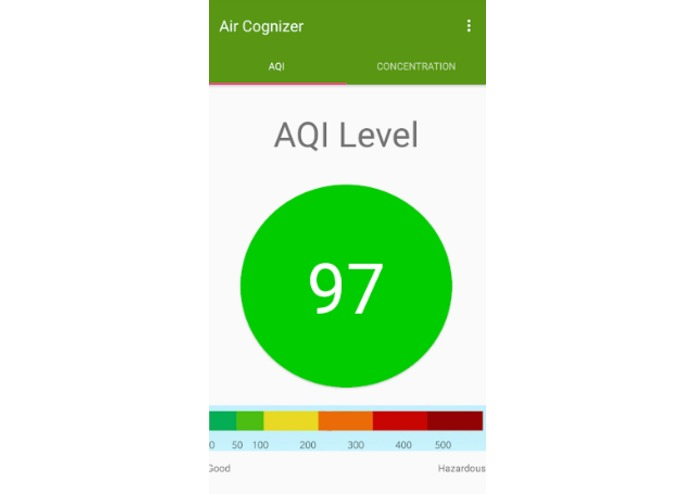 Air Cognizer – screenshot 4