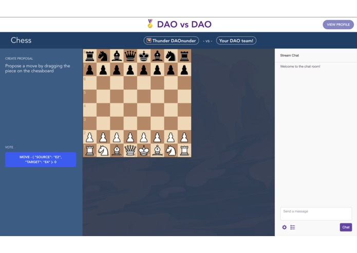 DAO vs DAO – screenshot 1