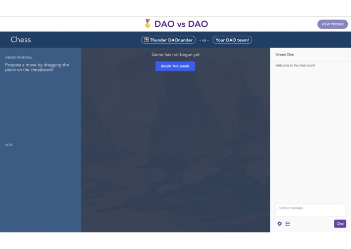 DAO vs DAO – screenshot 7