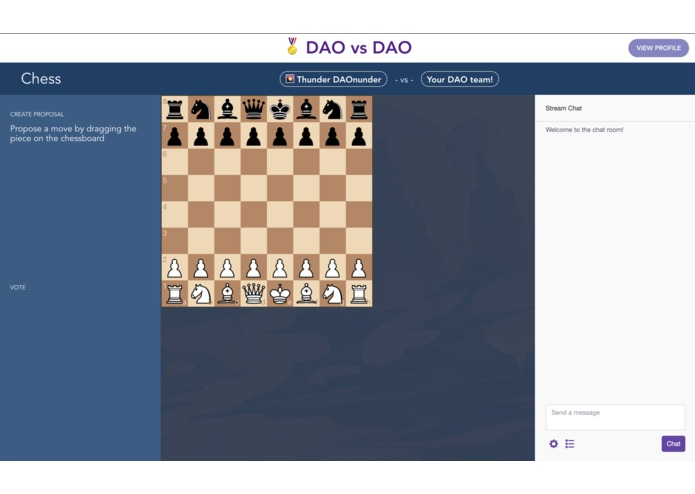 DAO vs DAO – screenshot 2