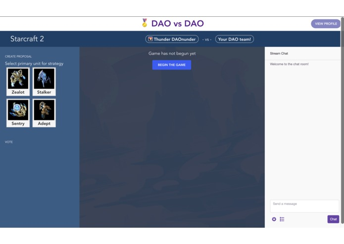 DAO vs DAO – screenshot 4