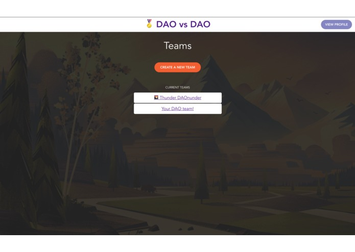 DAO vs DAO – screenshot 11