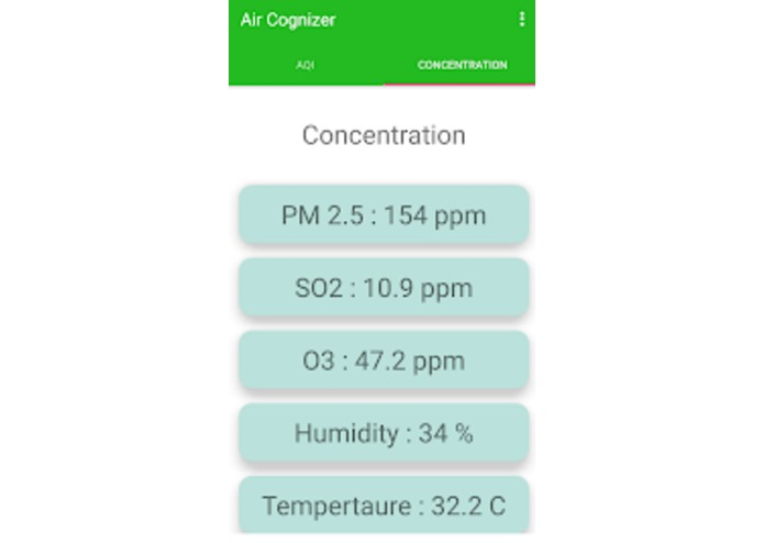 Air Cognizer – screenshot 5