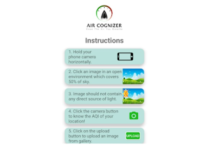 Air Cognizer – screenshot 2