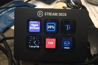 OpenStream + Launchpad for Stream Deck