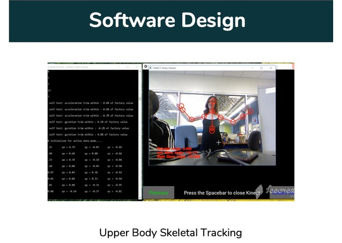 Team 11 Spring Bilateral Limb Assessment Technology – screenshot 15