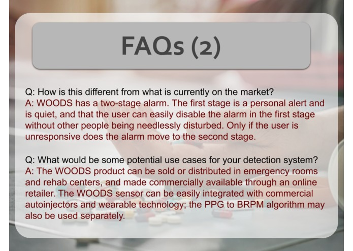 Wearable Opioid Overdose Detection System (WOODS) – screenshot 11
