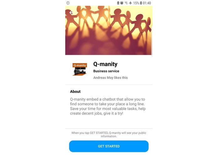 Q-manity – screenshot 2