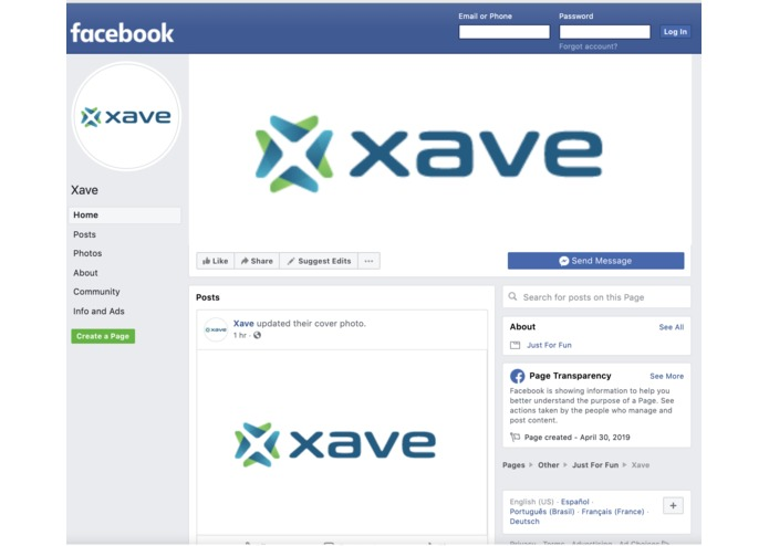 Xave – screenshot 1
