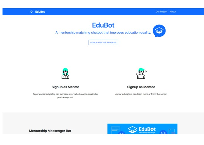 EduBot.me – screenshot 8