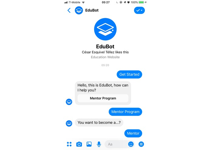 EduBot.me – screenshot 10