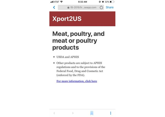 Xport2US – screenshot 7