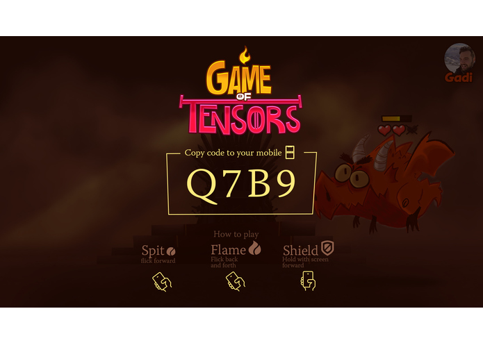 Game of Tensors – screenshot 2