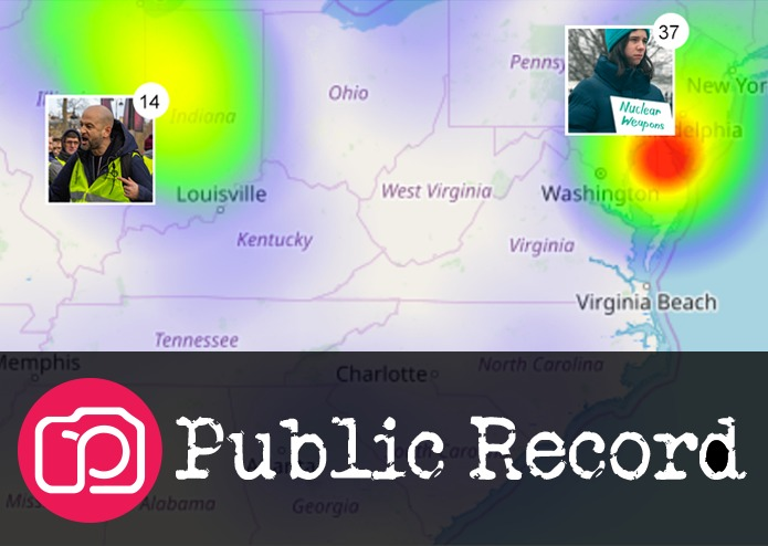 Public Record – screenshot 1