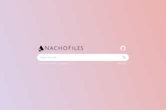 NachoFiles