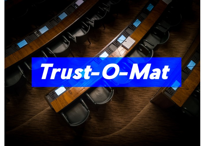 Trust-O-Mat – screenshot 1
