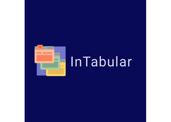 InTabular  – screenshot 1