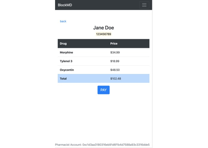 BlockMD – screenshot 5