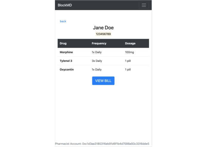 BlockMD – screenshot 4