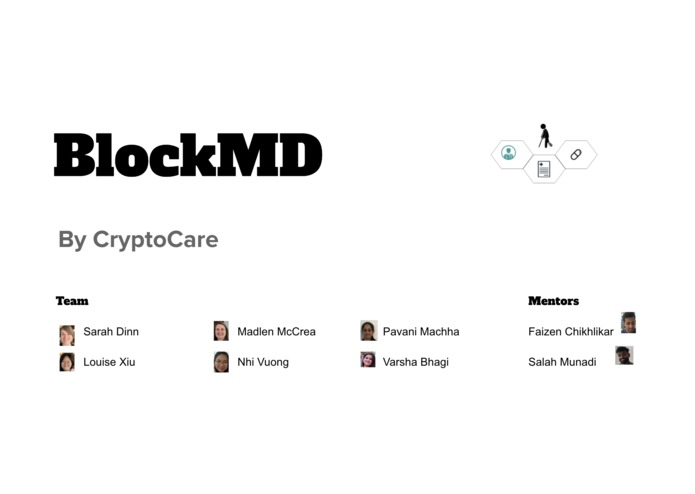 BlockMD – screenshot 1