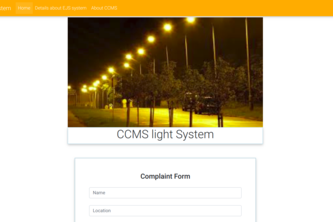 AI powered smart CCMS system