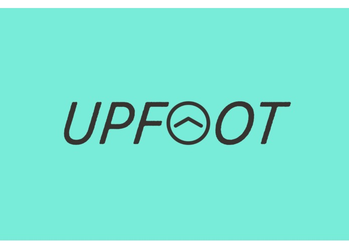 upFoot – screenshot 1