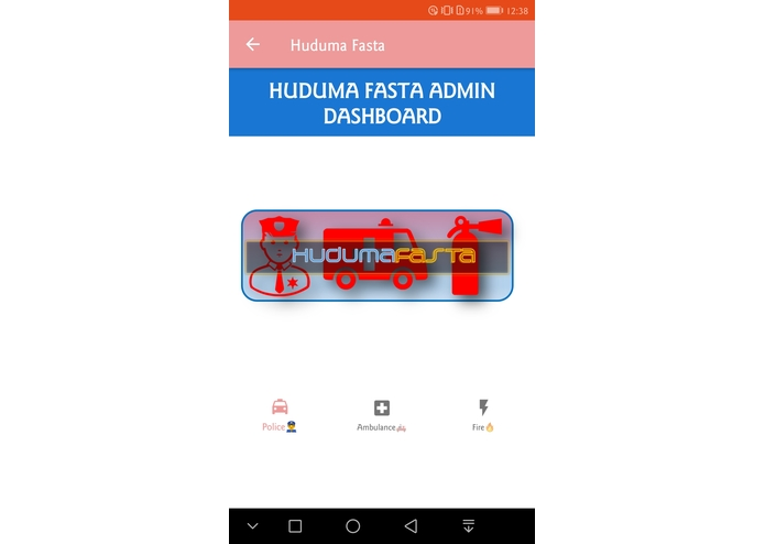 Huduma Fasta – screenshot 5