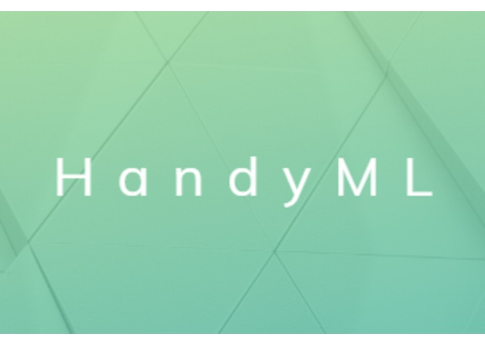 HandyML: Machine learning for non-datascientists – screenshot 1