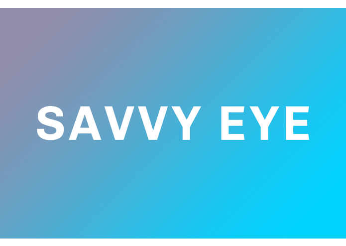 savvy eye – screenshot 1